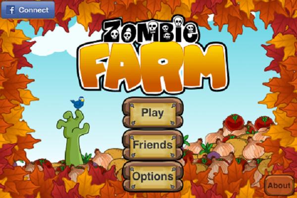 Zombie Farm, su última actualización para Facebook lo vuelve más social