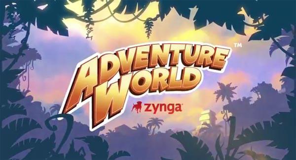 Adventure World, un nuevo juego de aventuras para Facebook.