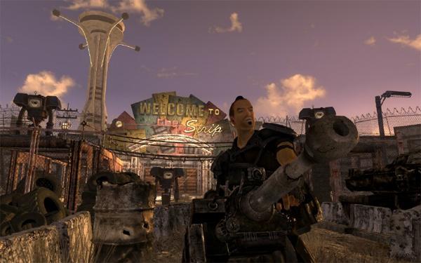 Fallout New Vegas, Lonesome Road es su nueva expansión