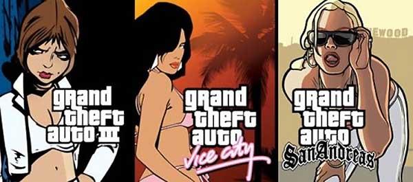 La Trilogía Grand Theft Auto llega también a Mac