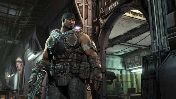 Gears of War 3, desvelan el vídeo de apertura del juego