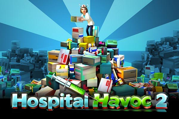 Hospital Havoc 2, descarga este juego gratuito para iPhone