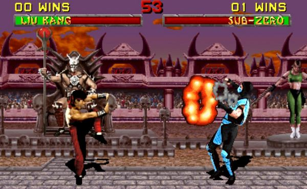 Mortal Kombat Arcade Kollection llegará el 31 de agosto