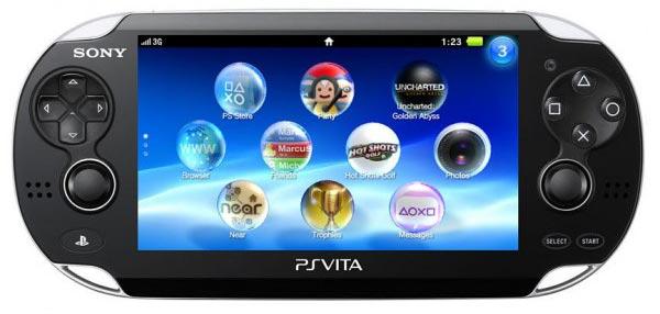 PS Vita tendrá aplicaciones específicas