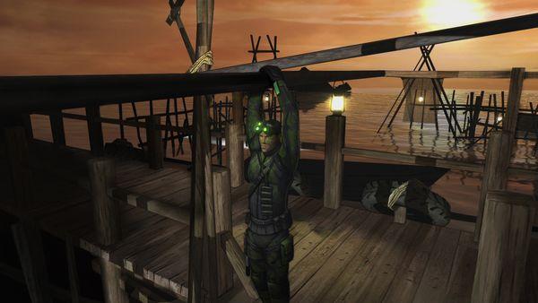 Splinter Cell HD Trilogy, la trilogía remasterizada ya en PS3