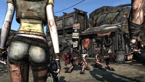Borderlands 2, primeros detalles de este juego de disparos