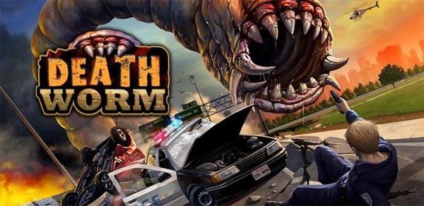 Death Worm, conoce este juego para móviles