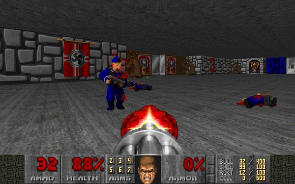Doom y Doom 2 legales en Alemania