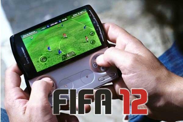 FIFA 12 llegará en exclusiva al móvil Xperia Play