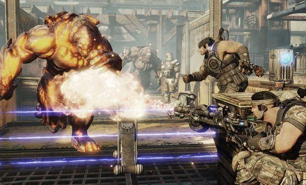 Gears of War 3, un nuevo vídeo muestra el modo Horda 2.0 de Gears of War 3
