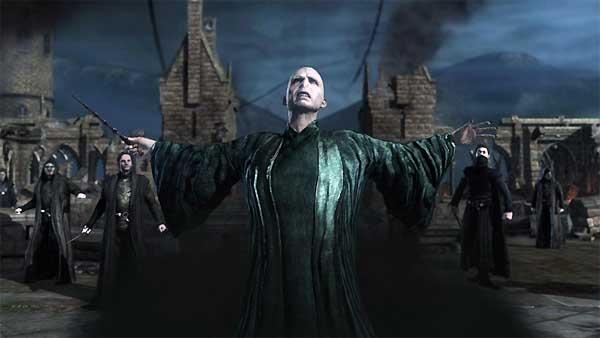 Harry Potter y las Reliquias de la Muerte 2, sus trofeos