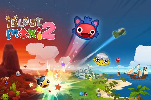 iBlast Moki 2, los nuevos pájaros que arrasan en la AppStore