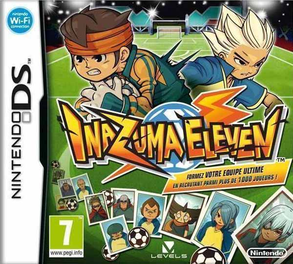 Inazuma Eleven, trucos de este juego de fútbol para DS