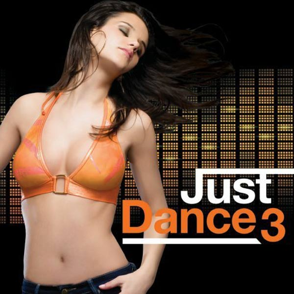 Just Dance 3, la lista de canciones que encontraremos