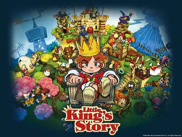 Little King's Story 2, crea y dirige tu reino con tu PS Vita