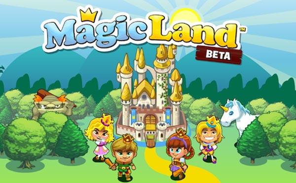 Magic Land, un nuevo juego gratis que triunfa en Facebook