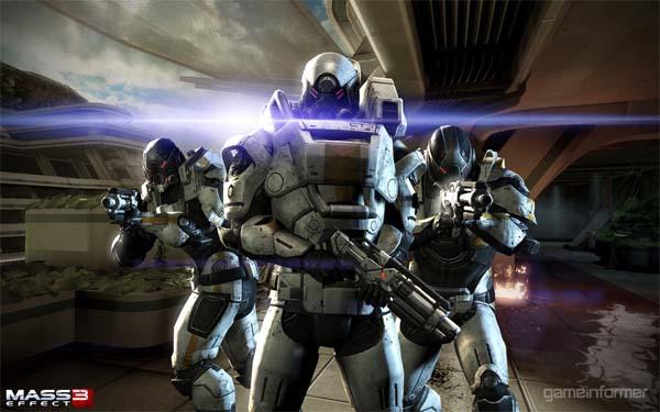 Mass Effect 3 muestra sus renovados combates en este vídeo