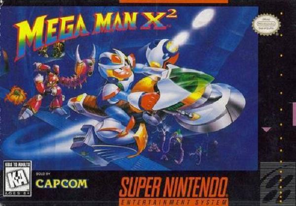 Mega Man X2, confirmado su lanzamiento para WiiWare