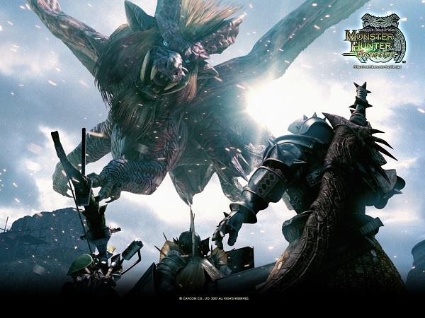 Monster Hunter, podrí­a anunciarse una nueva entrega pronto