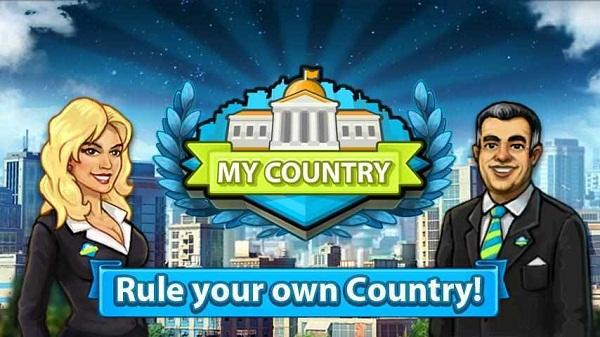 My Country, simulador de ciudad gratuito para Android