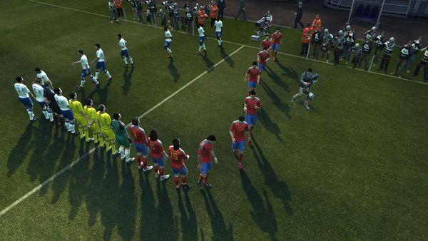 PES 2012, marcajes en el nuevo vídeo de este juego de fútbol