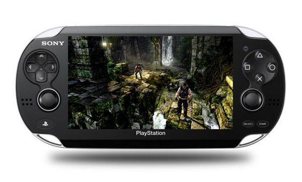 PS Vita, la nueva portátil PS Vita se podrá usar como mando de PlayStation 3