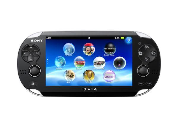 PS Vita, la nueva consola portátil de Sony no saldrá este año