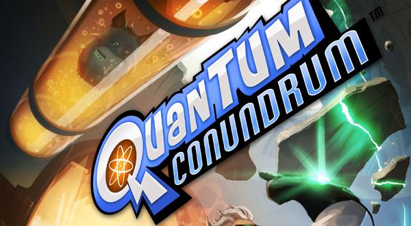 Quantum Conundrum, vídeo real de este juego de puzzles