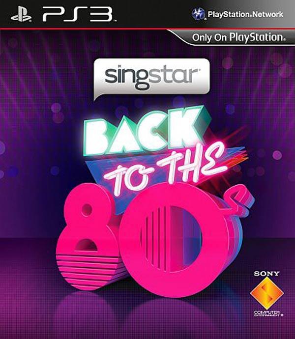 SingStar: Back to the 80's, saldrá a la venta para Navidades