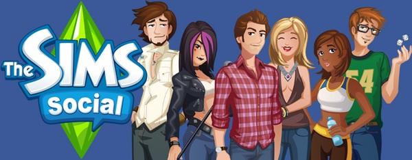 The Sims Social, primer vídeo del juego de Los Sims para Facebook