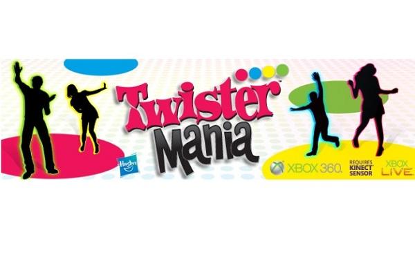 Twister Mania, el popular juego Twister llega con Kinect