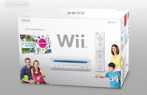 Fecha oficial para la nueva versión de Wii