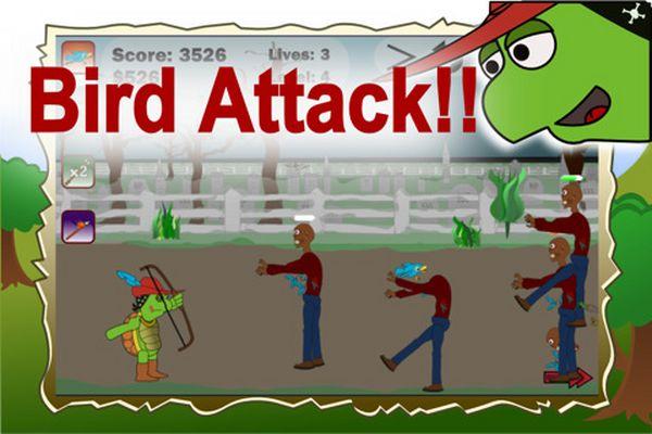Zombi Archer, machaca zombis con este juego gratis para iPhone