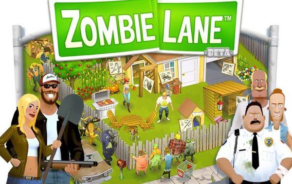 Zombie Lane, el juego de zombies ya está en Google+