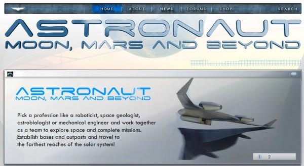Astronaut: Moon, Mars and Beyond, el MMO de la NASA