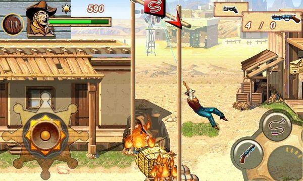 Cowboys & Aliens, el juego oficial de la película ya para Android