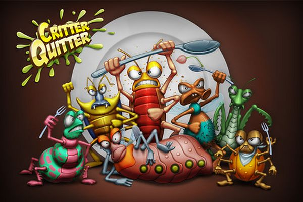 Critter Quitter, descarga gratis este divertido juego para iPhone