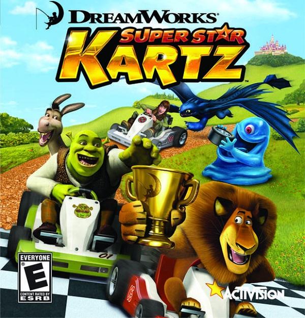 Dreamworks Super Star Kartz, anunciado su lanzamiento