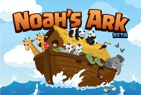 Noah's Ark, un nuevo juego de Facebook con el Arca de Noé