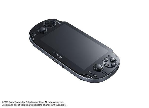 Sony muestra el diseño definitivo de PS Vita
