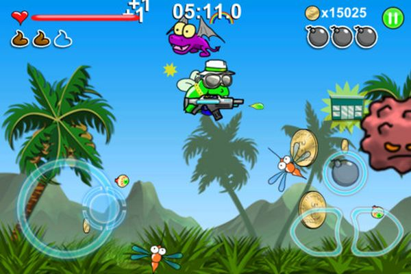Super Fly HD, descárgalo gratis para iPhone, iPad y iPod Touch