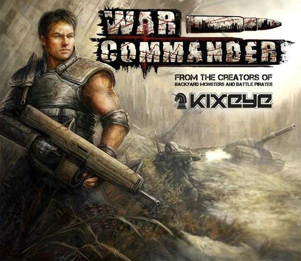 War Commander, conoce este juego de estrategia en tiempo real en Facebook