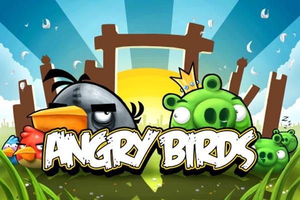 El juego Angry Birds de Rovio bate récords: 350 millones de descargas