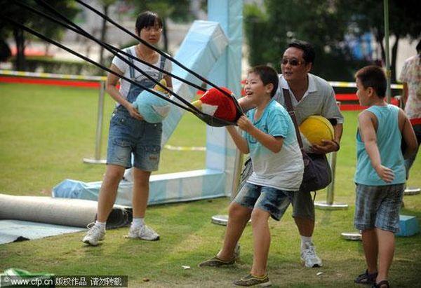 Angry Birds, abren un parque de atraciones dedicado en China