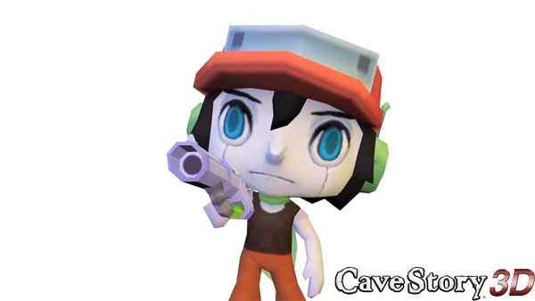 Cave Story 3D llegará a Nintendo 3DS el once de noviembre