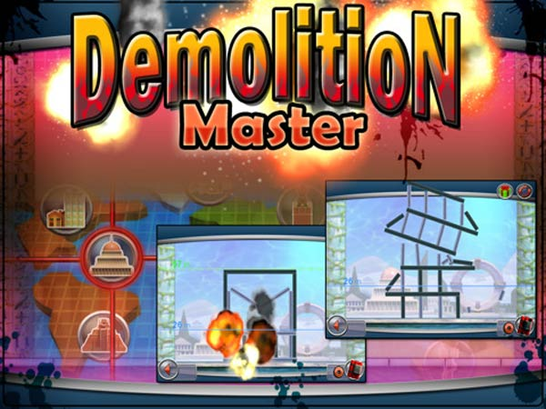 Demolition Master, descarga gratis este juego de iPhone