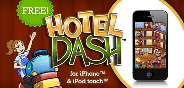 Hotel Dash, descarga gratis este juego para iPhone