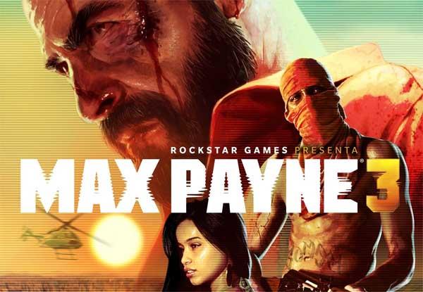 Max Payne 3 sale en marzo y su primera entrega en móviles
