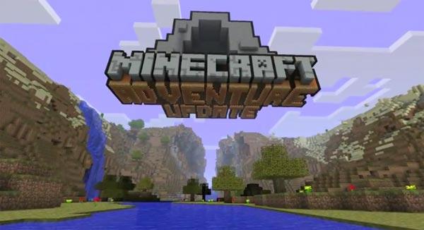 Minecraf Adventure Update, nuevo vídeo de la actualización