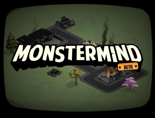 Monstermind, crea una ciudad y defiéndela de monstruos en Facebook